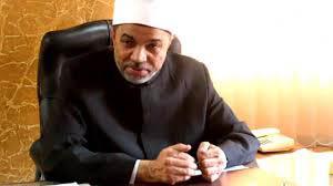 الشيخ / جابر طايع  رئيس القطاع الدينى