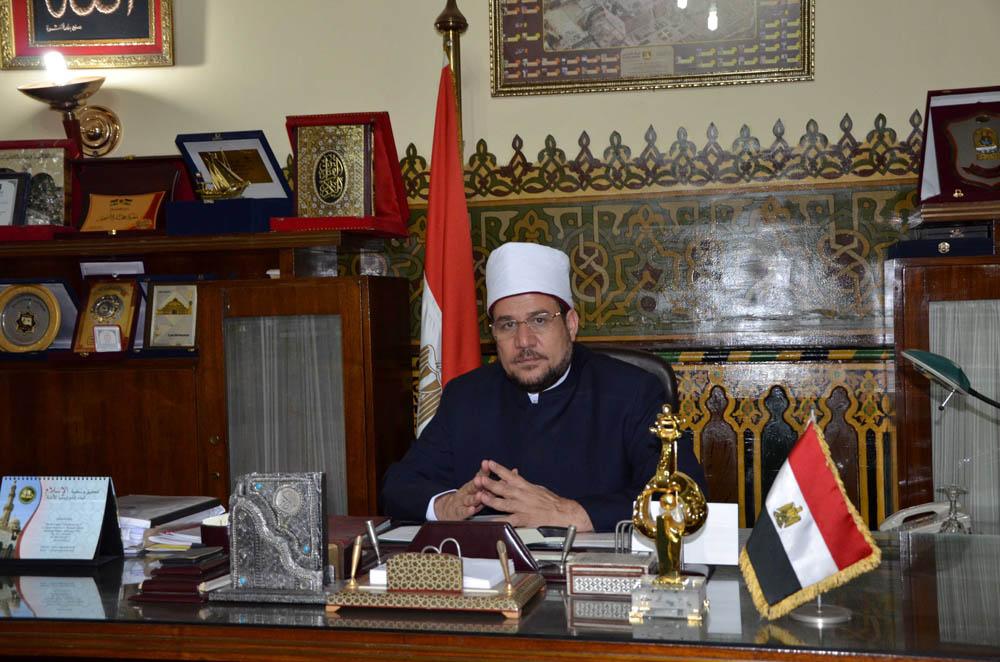 "Photo of معالي وزير الأوقاف يتحدث عن :  ""  السكن والمودة  ""  ببرنامج حديث الروح"