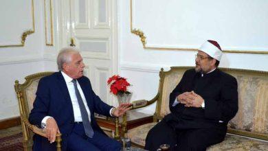 Photo of  وزير الأوقاف يستقبل محافظ جنوب سيناء