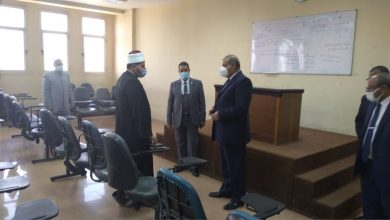 صورة   في أول تفعيل لبروتوكول التعاون مع جامعة الأزهر   انطلاق فعاليات مسابقة الخطيب المتميز من كلية الدعوة الإسلامية
